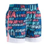 Girls 4-6x Under Armour Block Print Running Shorts