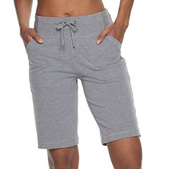 87682d83f954 Women s Tek Gear® Bermuda Shorts