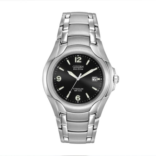 Citizen Watch - Men's Eco-Drive Titanium - BM6060-57F