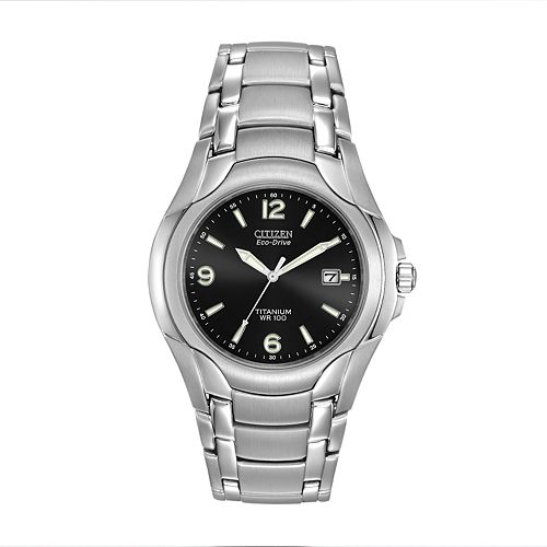 Citizen Eco-Drive Men's Titanium Watch - BM6060-57F
