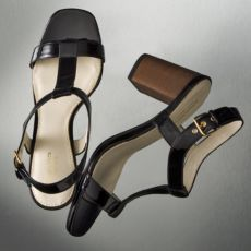 Simply Vera Vera Wang Evident T-Strap Sandals