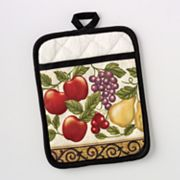Kitchen Elements Antique Fruit Potholder