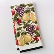Kitchen Elements Antique Fruit Kitchen Towel