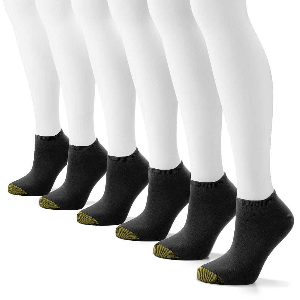 GOLDTOE® 6-pk. Jersey Liner Socks