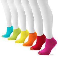 GOLDTOE® 6 pkJersey Liner Socks