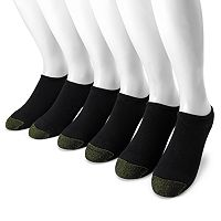 Men's GOLDTOE 6-pk. No-Show Athletic Socks
