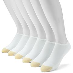 Men's GOLDTOE 6 pkNo-Show Athletic Socks
