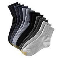Women's GOLDTOE® 6-pk. Turn-Cuff Socks