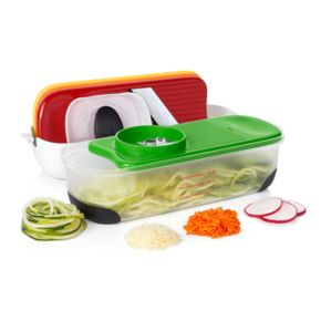 OXO Good Grips Spiralize, Grate & Slice 6-piece Set