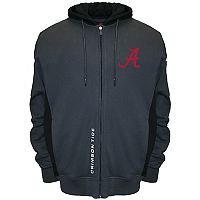 Men's Franchise Club Alabama Crimson Tide Hooded Shade Jacket