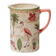 Certified International Floridian 80-oz. Pitcher