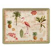 Certified International Floridian Rectangular Platter