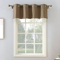 The Big One® Blackout James Solid Stripe Valance