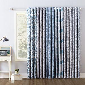 The Big One® Room Darkening 2-pack Window Curtains