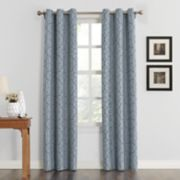 The Big One® Blackout 2-pack Adler Trellis Window Curtain