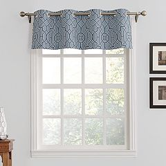 The Big One® Blackout Adler Trellis Valance