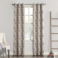 The Big One® Blackout 2-pack Cayler Chevron Window Curtain