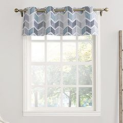 The Big One® Blackout Cayler Chevron Valance