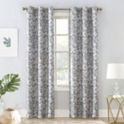 The Big One® Blackout 2-pack Serena Floral Window Curtain