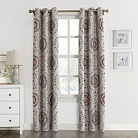 The Big One® Blackout 2-pack Lorena Medallion Window Curtain