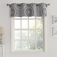 The Big One® Blackout Lorena Medallion Valance