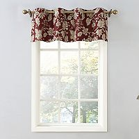 The Big One® Blackout Claremore Jacobean Floral Valance
