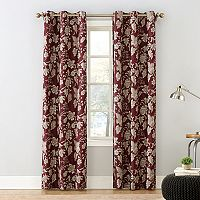The Big One® Blackout 2-pack Claremore Jacobean Floral Window Curtain