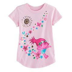 Toddler Girl Jumping Beans® DreamWorks Trolls Poppy Graphic Tee