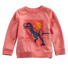 Boys 4-7x SONOMA Goods for Life™ Heathered Pullover Sweatshirt