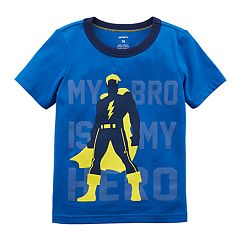 Baby Boy Carter's 'My Bro Is My Hero' Graphic Tee