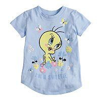 Toddler Girl Jumping Beans® Looney Tunes Tweety Bird