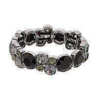 Simply Vera Vera Wang Stone Cluster Stretch Bracelet