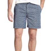 Men's IZOD Saltwater Classic-Fit Stretch Fashion Shorts