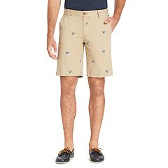 Men's IZOD Saltwater Beachtown Classic-Fit Printed Stretch Shorts