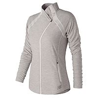 Women's New Balance Anticipate Thumb Hole Running Jacket