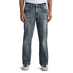 Men's Rock & Republic Crave Stretch Straight-Leg Jeans