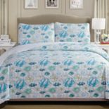 Panama Jack Fish Quilt Set