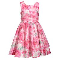 Girls 4-6x Bonnie Jean Sleeveless Floral Dress