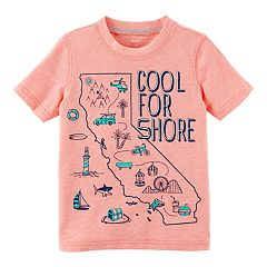 Baby Boy Carter's 'Cool For Shore' Graphic Tee
