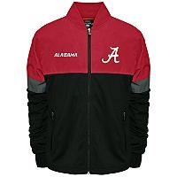 Men's Franchise Club Alabama Crimson Tide Active Colorblock Jacket