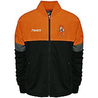 Men's Franchise Club Oklahoma State Cowboys Active Colorblock Jacket
