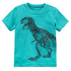 Baby Boy Carter's Dinosaur T-Rex Graphic Tee
