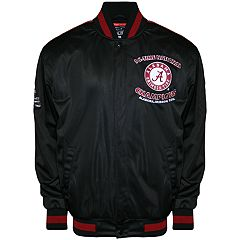 Men's Franchise Club Alabama Crimson Tide Victor Jacket