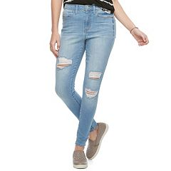 Juniors' Mudd® FLX Stretch High Rise Jeggings
