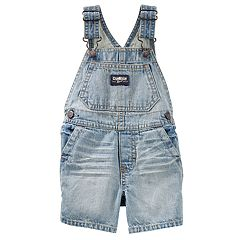 Baby Boy OshKosh B'gosh® Denim Shortalls