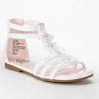 SO® Gymnast Girls' Gladiator Sandals