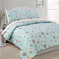 Panama Jack Sanibel Quilt Set