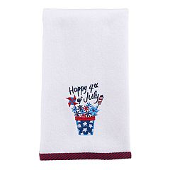 Celebrate Americana Together Fourth of July Hand Towel