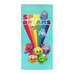 Shopkins 'Dreams' Beach Towel