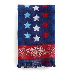 Celebrate Americana Together America The Beautiful Hand Towel